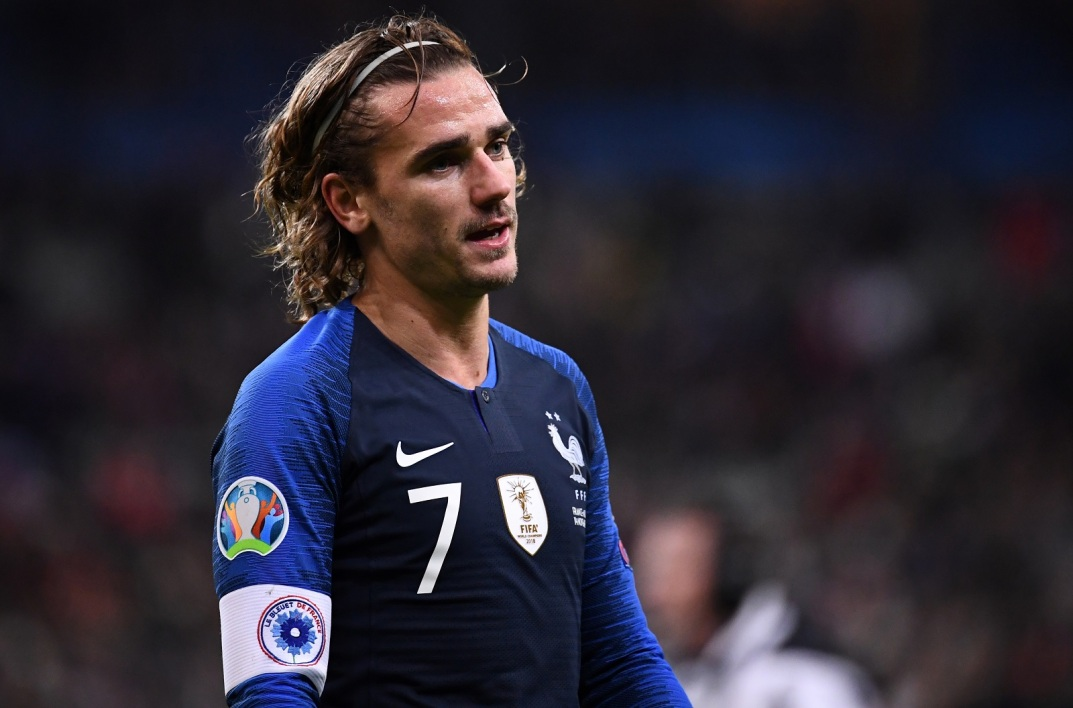 France-Moldavie: l'avertissement de Griezmann avant l'Albanie