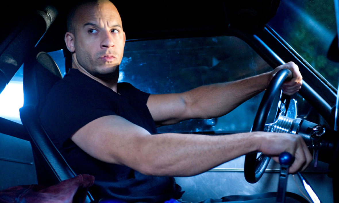 Vin Diesel dans Fast and Furious