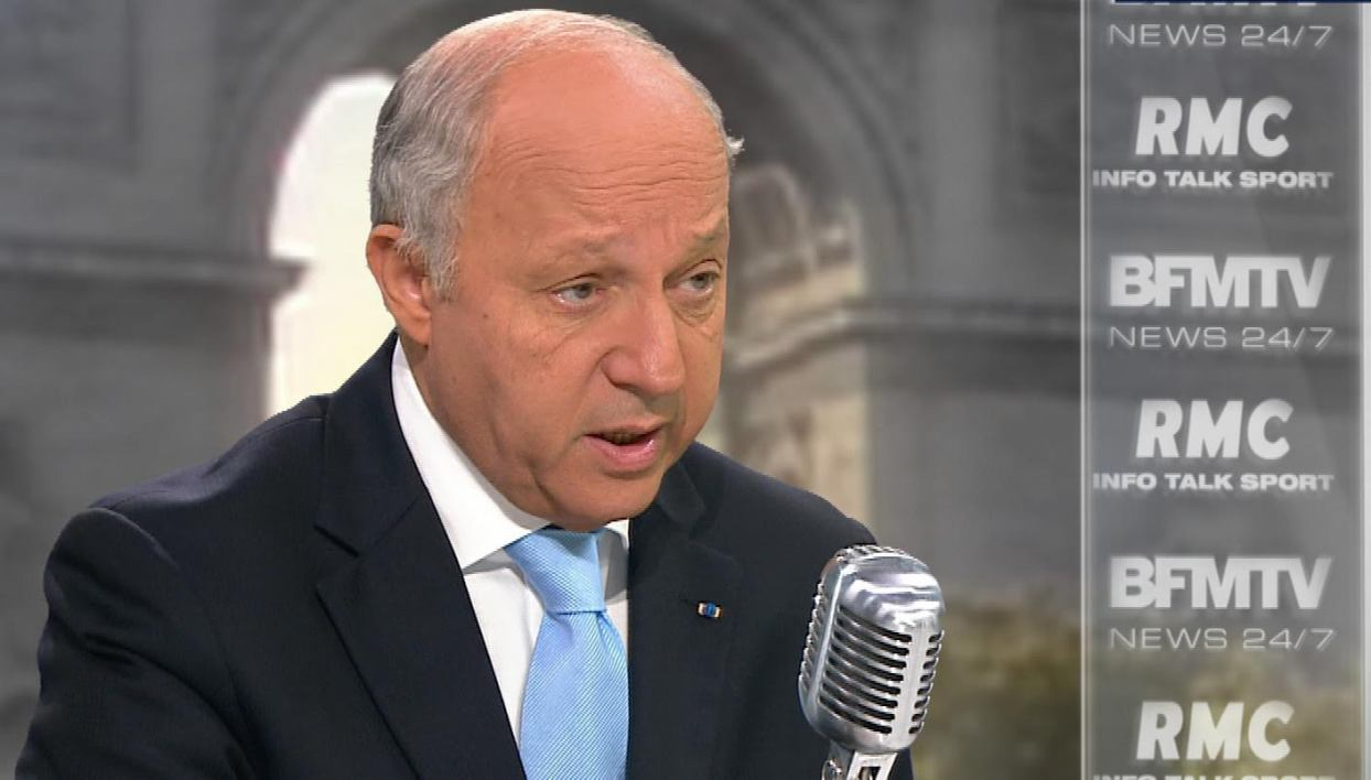Laurent Fabius face à Jean-Jacques Bourdin: les tweets de l'interview