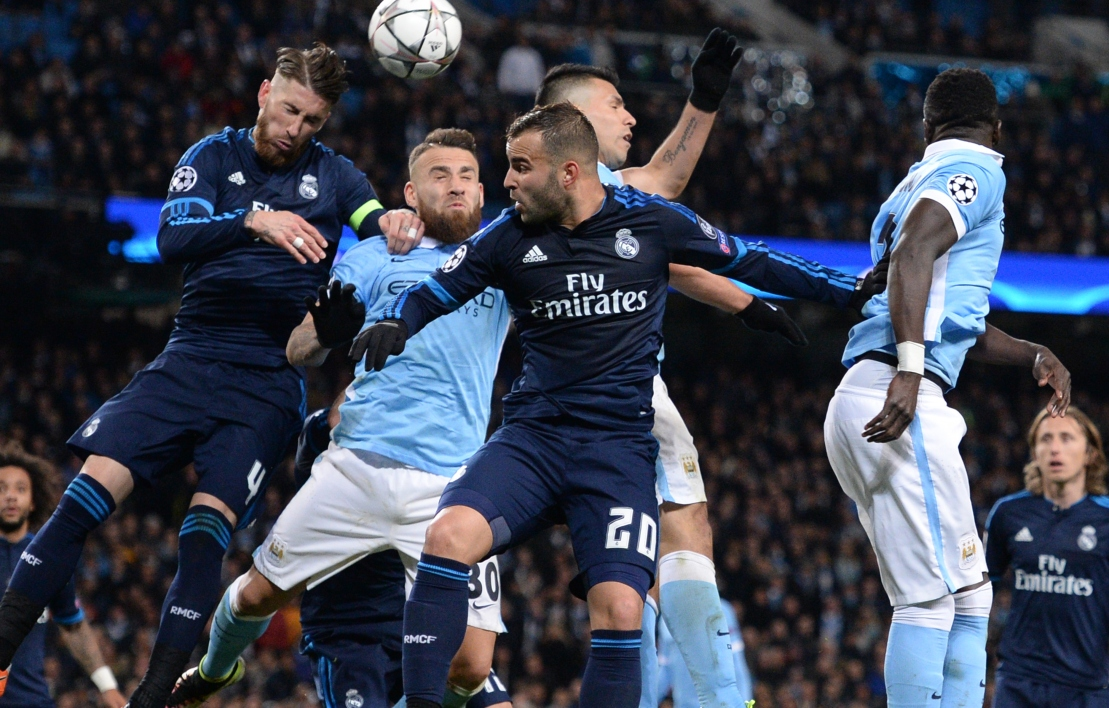 Man City-Real Madrid : tout se jouera à Bernabeu