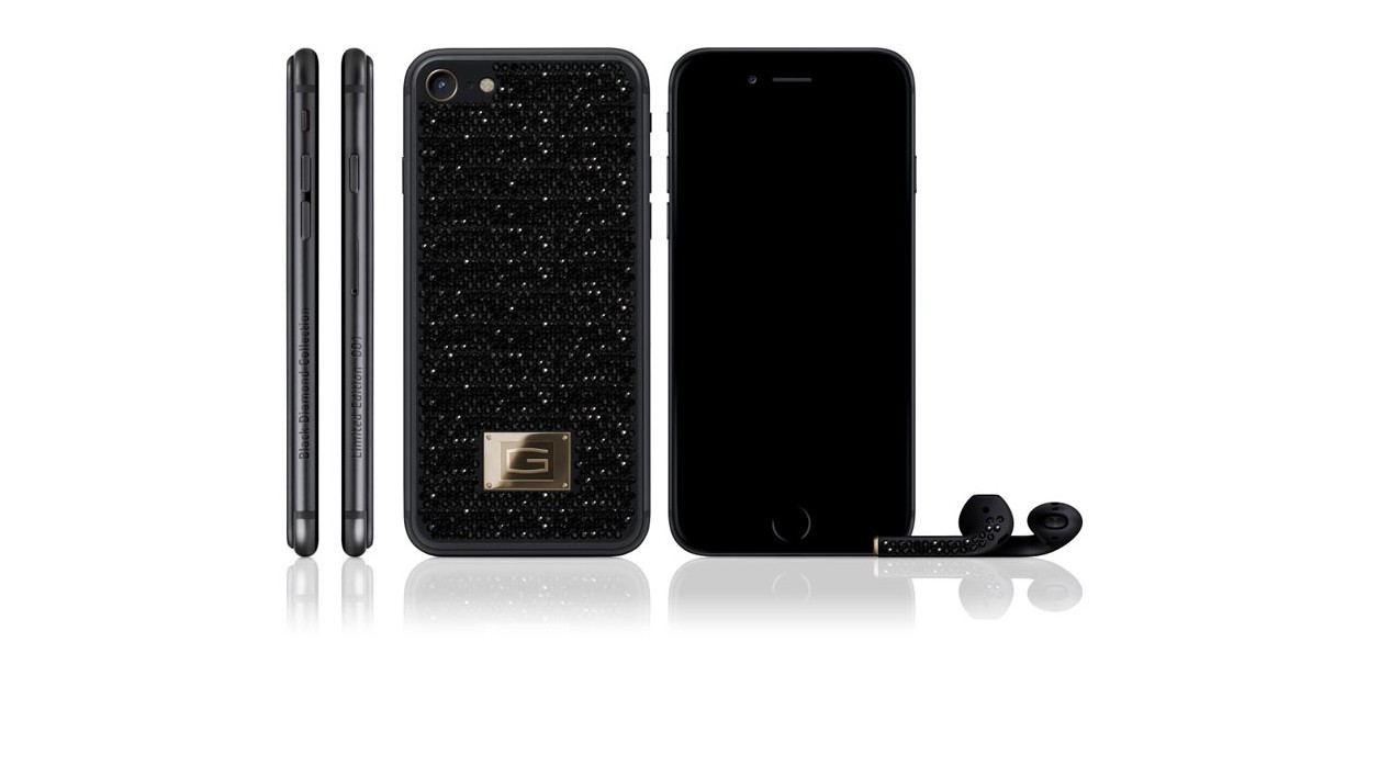 Cet iPhone 7 habillé de diamants coûte... 500.000 dollars