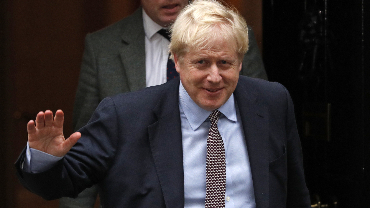 Boris Johnson remporte la majorité absolue au Parlement britannique