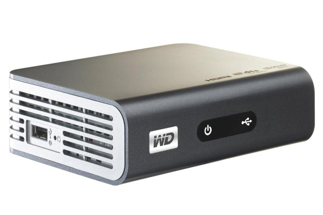 Western Digital WD TV Live HD
