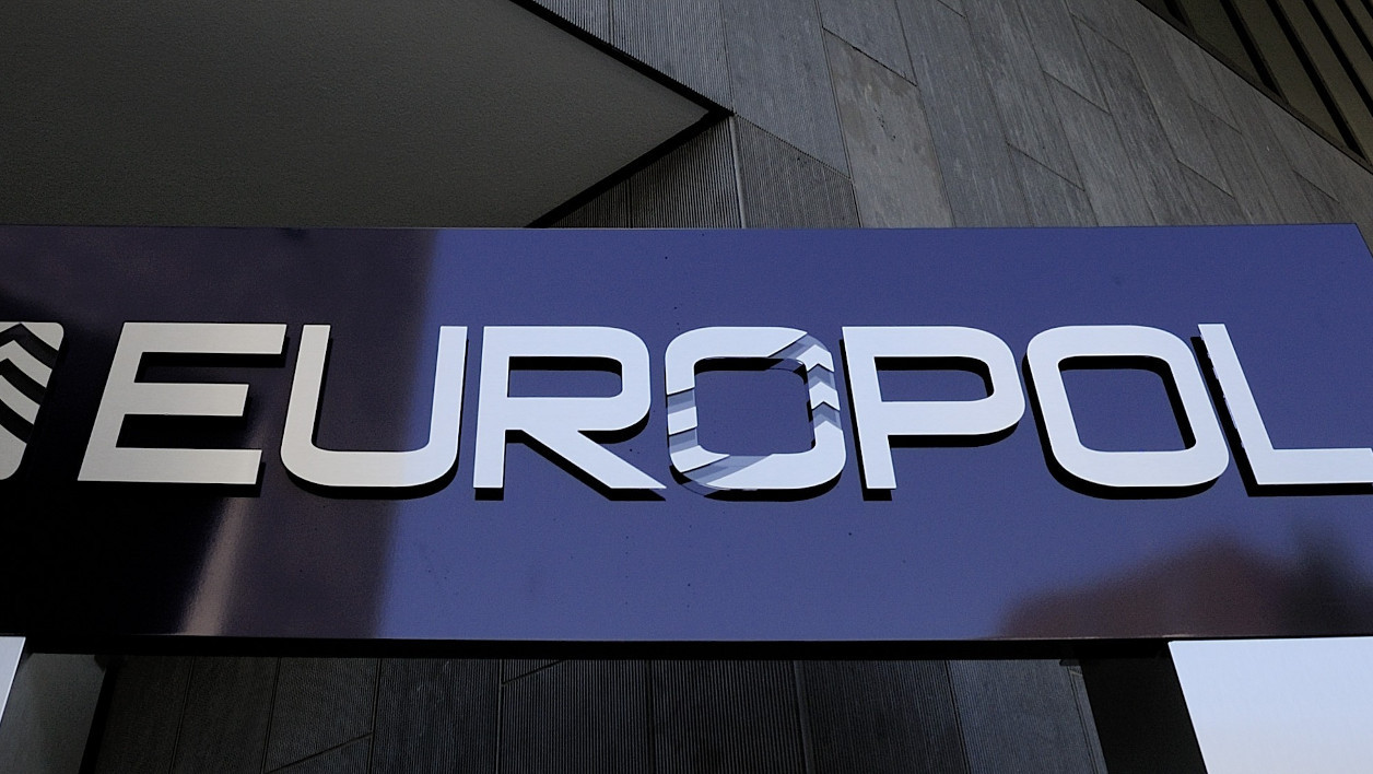 Exterior of the new Europol headquarters, the alliance of the European Union police and a multinational research organization, in The Hague, Netherlands on July 1, 2011. The headquarters was opened today. AFP PHOTO/ANP LEX VAN LIESHOUT netherlands out - belgium out LEX VAN LIESHOUT / ANP / AFP