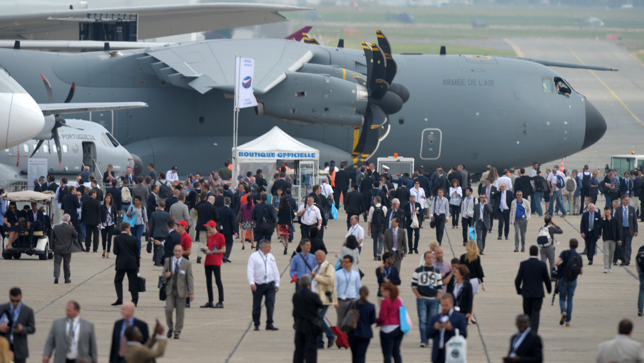 Bourget 2015, avion, aviation