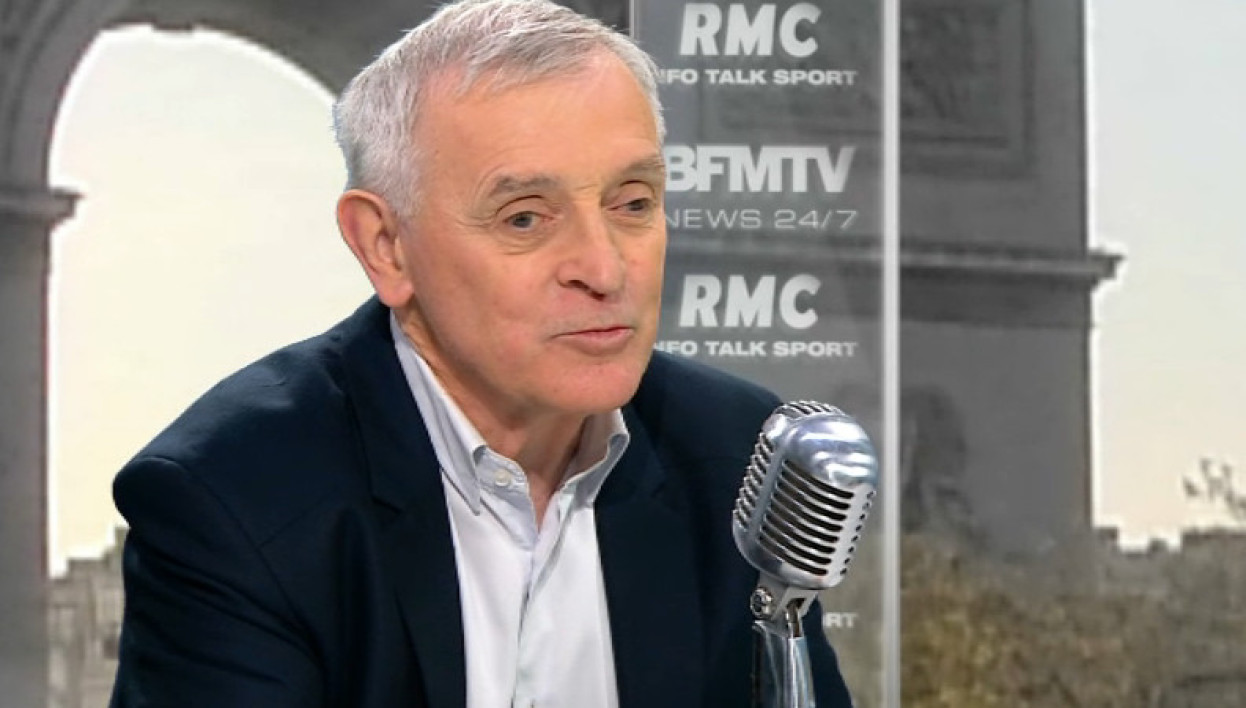 Jean Jouzel face à Jean-Jacques Bourdin: les tweets de l'interview