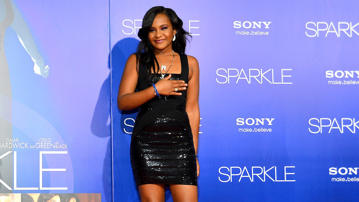 Bobbi Kristina Brown, fille unique de Whitney Houston est morte à 22 ans.