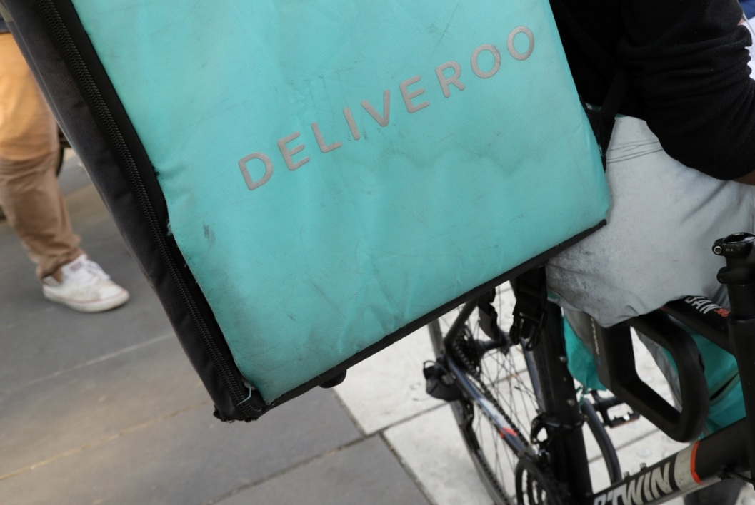 Deliveroo (photo d'illustration)