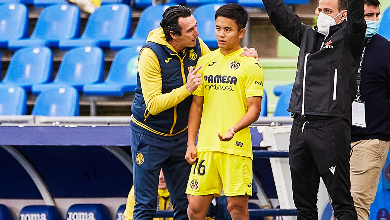 Villarreal Kubo Emery