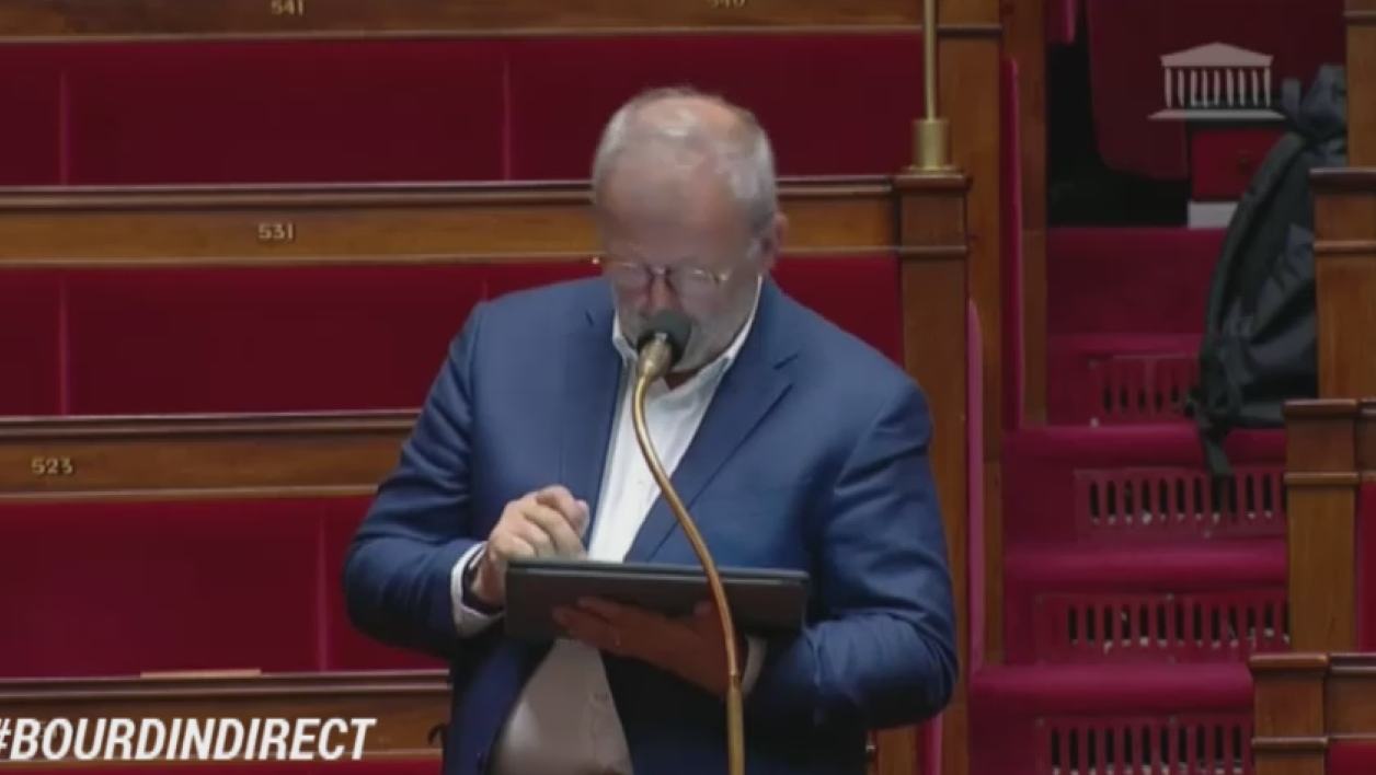 "Quand le Parti socialiste fait de l'""obstruction parlementaire"""