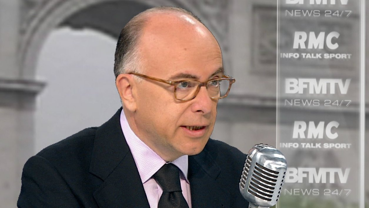 Bernard Cazeneuve face à Jean-Jacques Bourdin: le retweet de l'interview