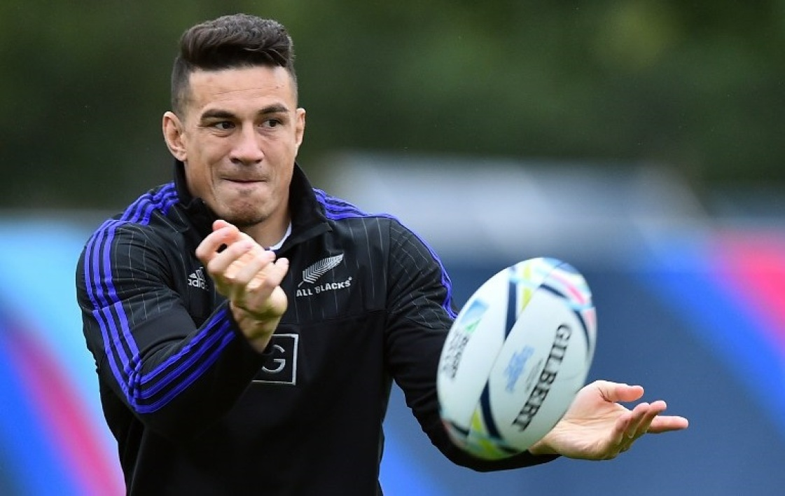 Sonny Bill Williams, l'homme à tout faire