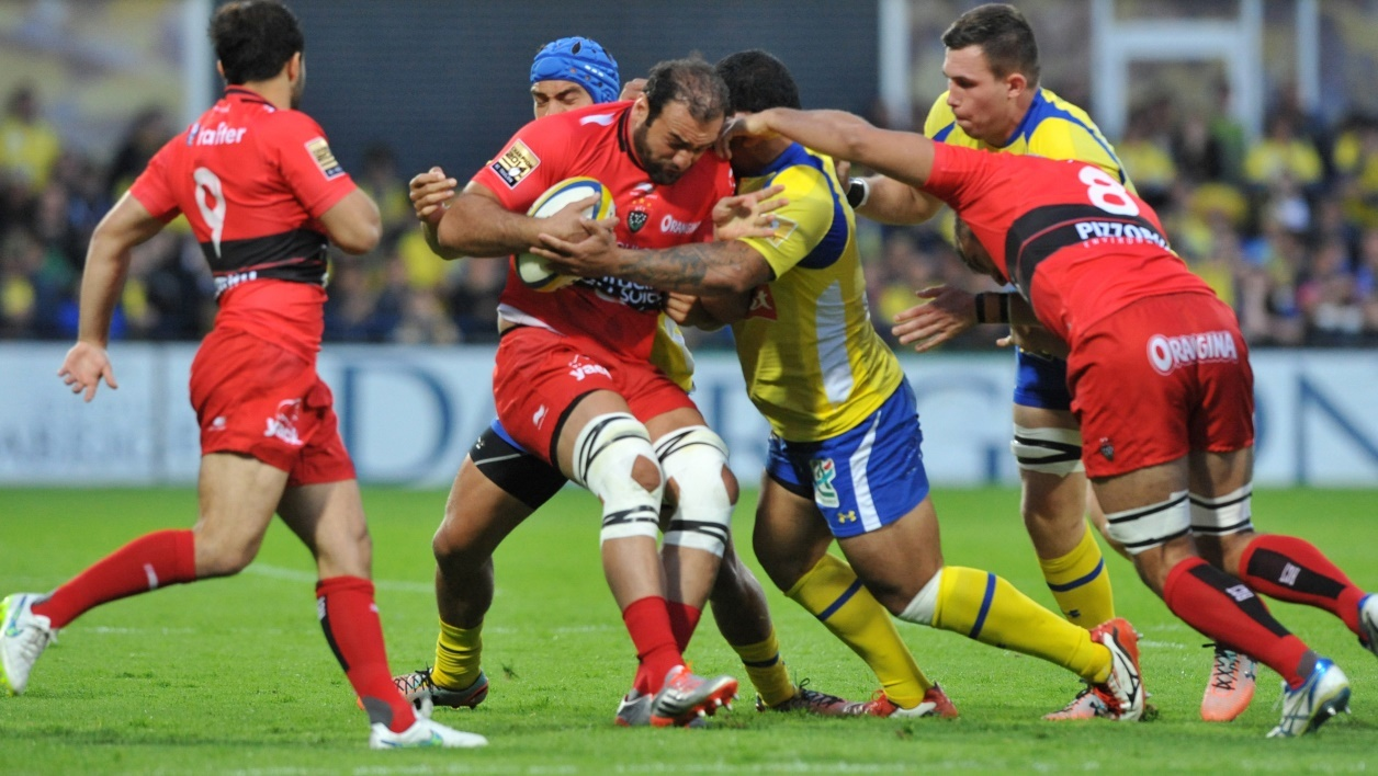 Le match Toulon-Highlanders annulé