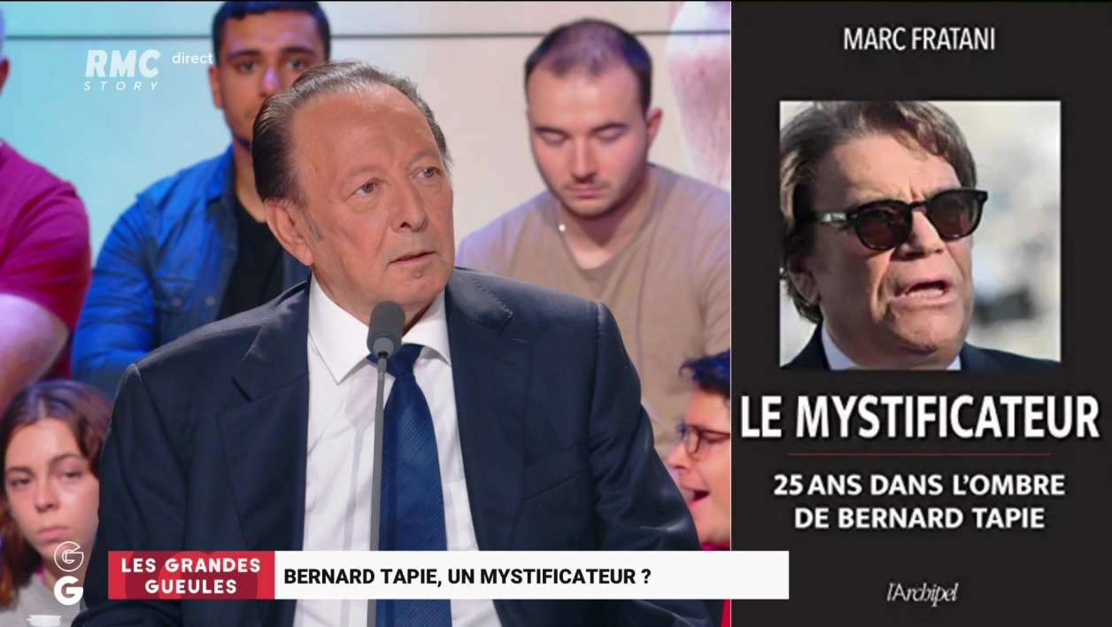 REPLAY RADIO - Bernard Tapie, un mystificateur? Les confidences troublantes de son ancien homme de main sur RMC