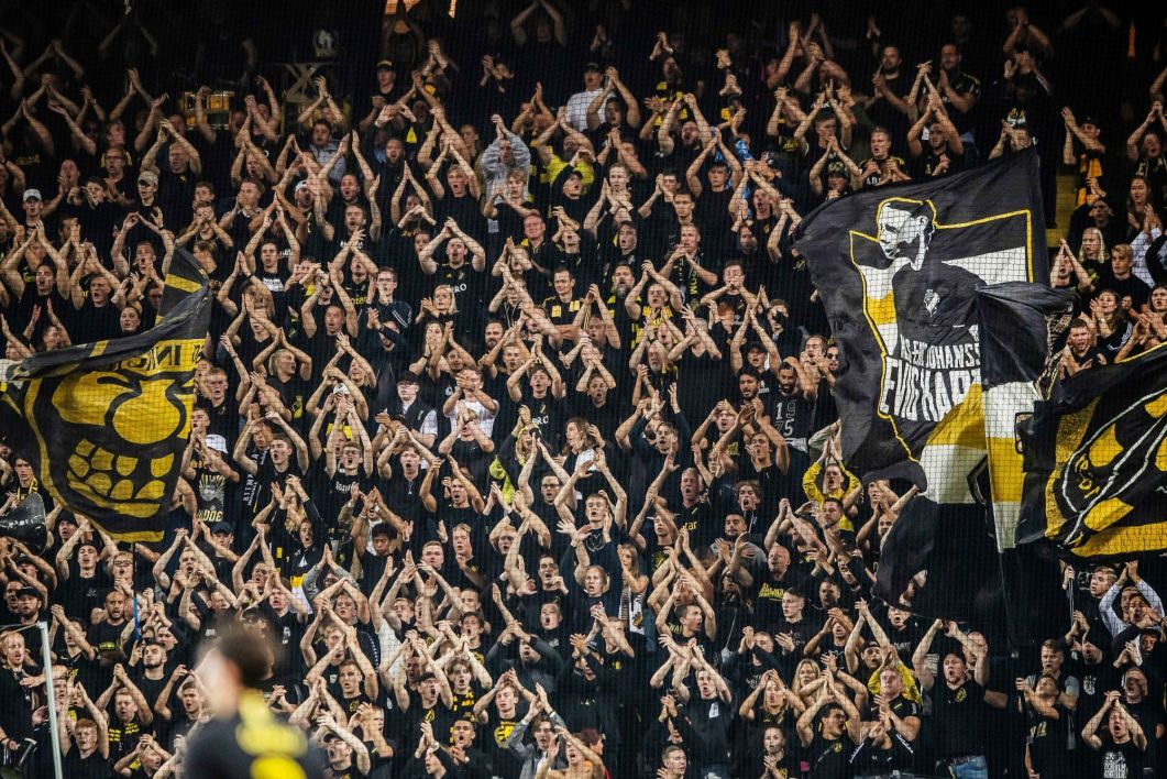 Supporters AIK