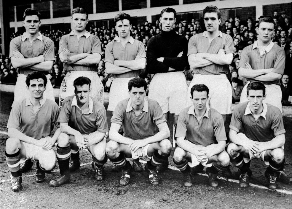 """Les """"Busby Babes"""""""
