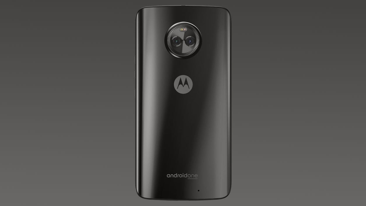 Le Moto X4 version Android One