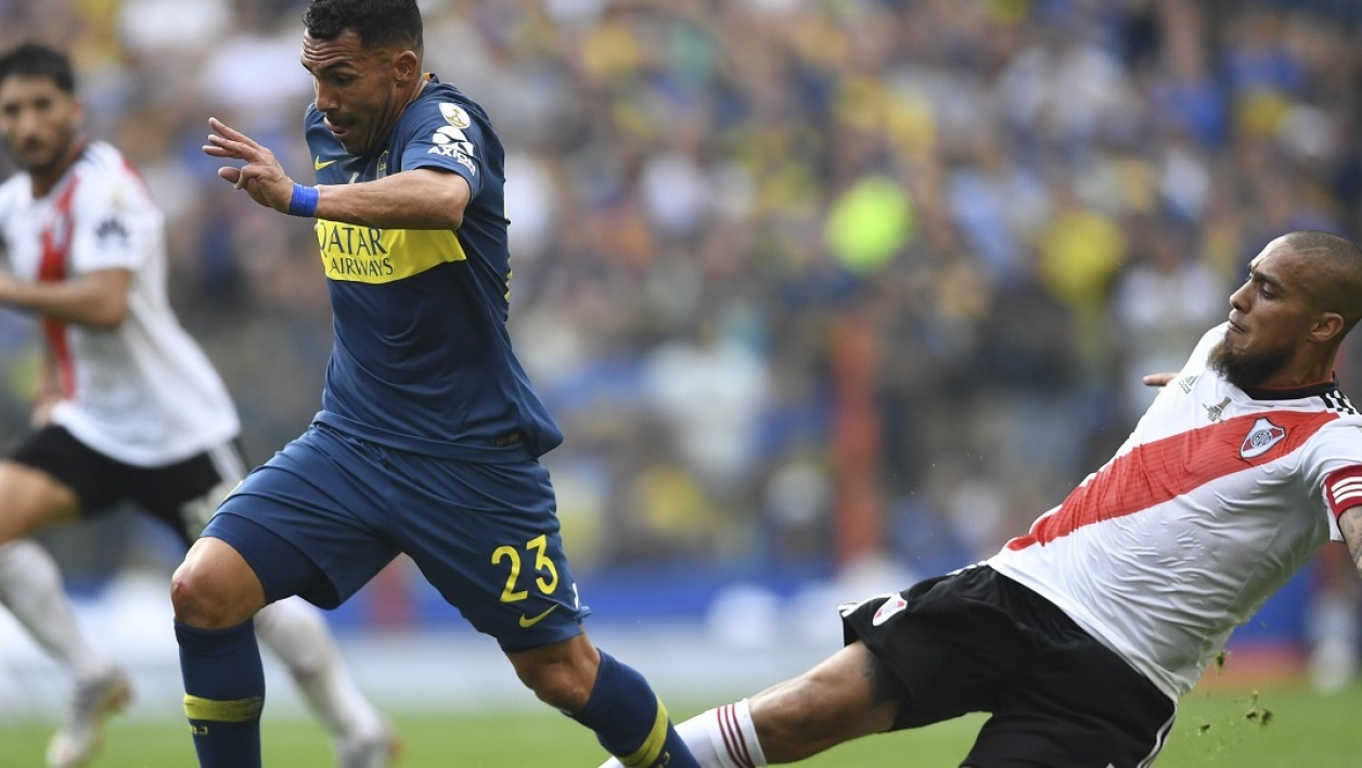 Boca Juniors - River Plate.