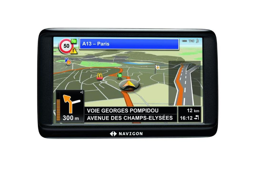 Navigon 70 Plus Live Europe