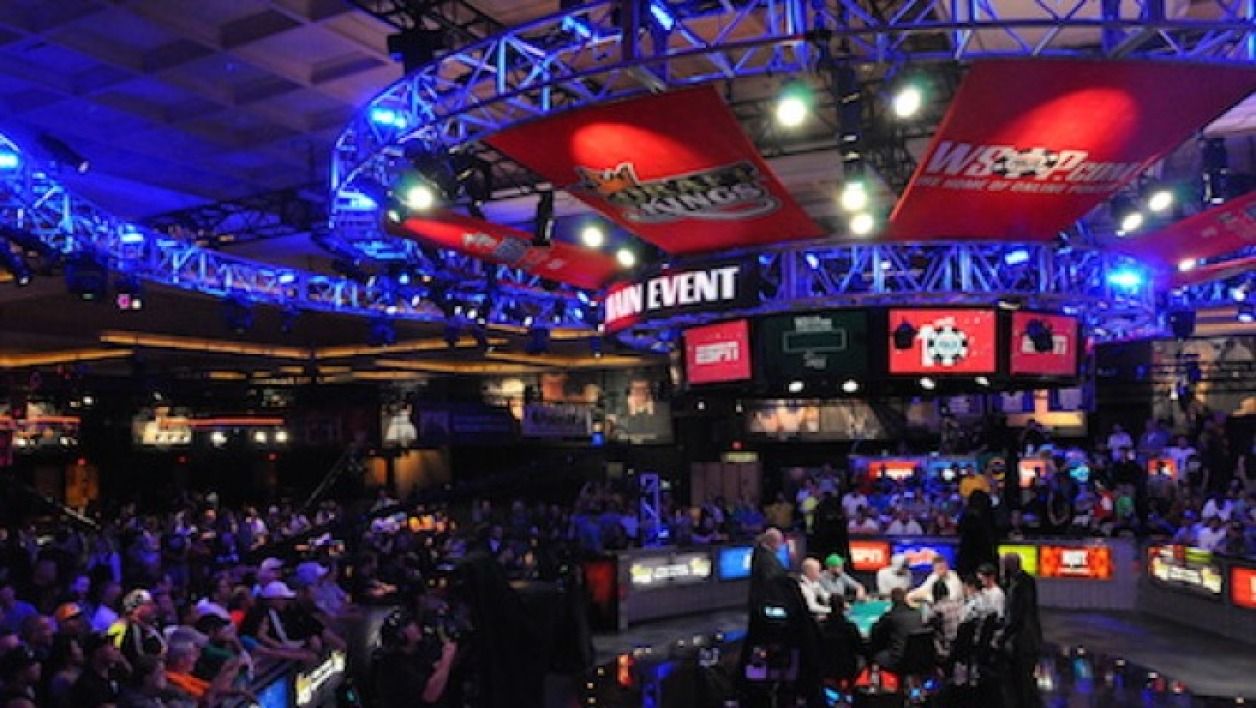 Main Event WSOP 2014, en route pour la Table Finale