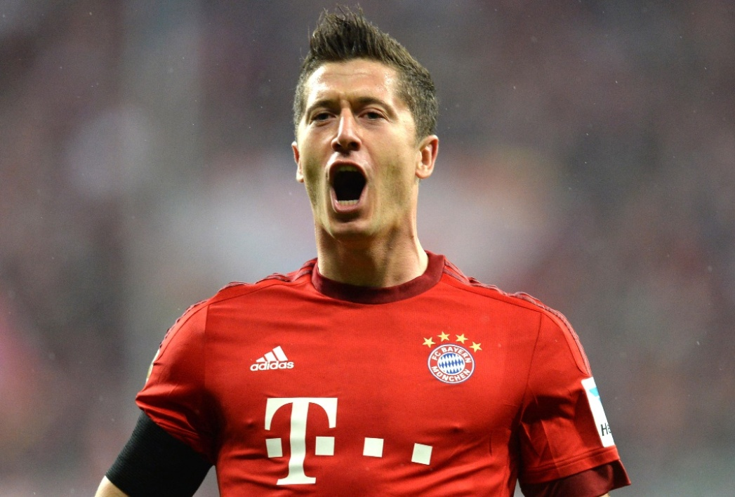 Robert Lewandowski, la machine à marquer du Bayern Munich
