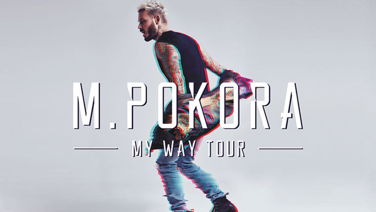 "M. Pokora sort son album ""My Way"", le vendredi 21 octobre."