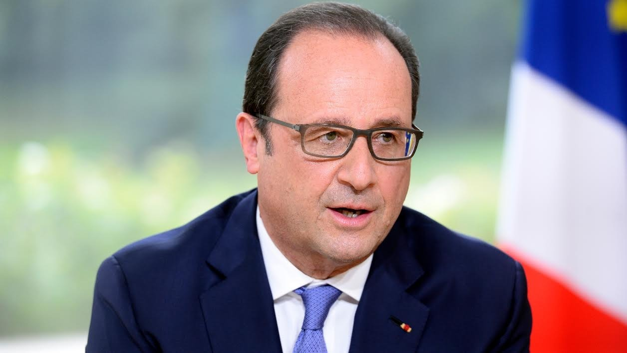 "Hollande propose un ""gouvernement de la zone euro"""