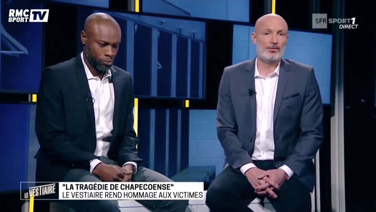 William Gallas et Frank Leboeuf