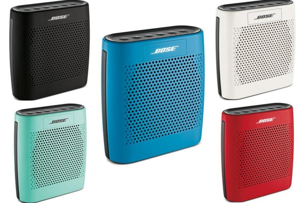 bose soundlink colour le test complet. Black Bedroom Furniture Sets. Home Design Ideas