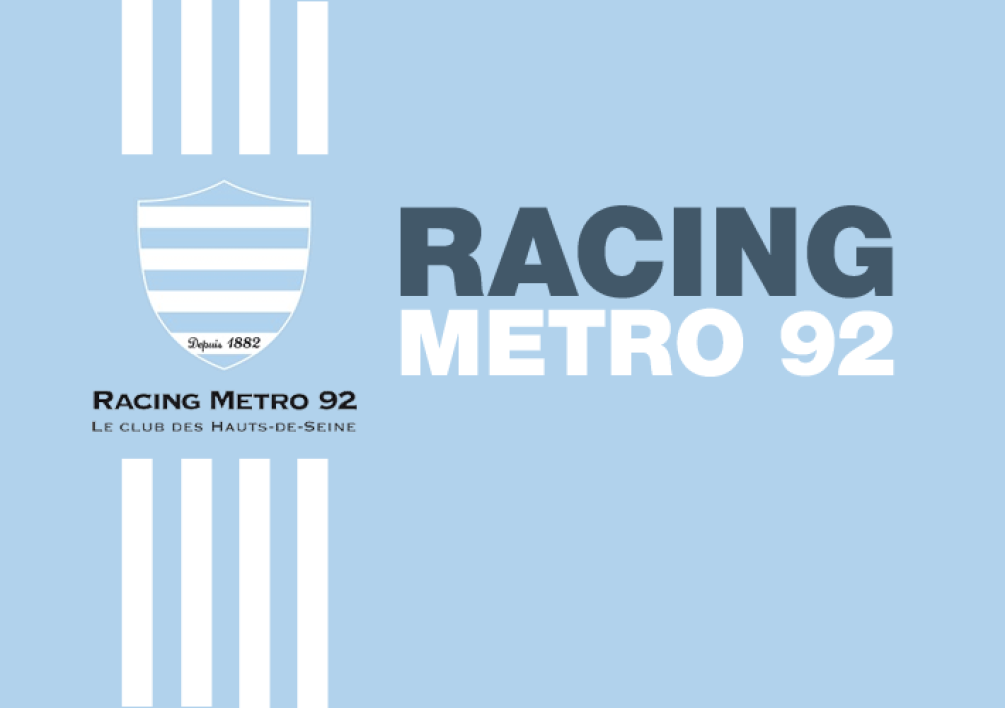 Le Racing attaque fort