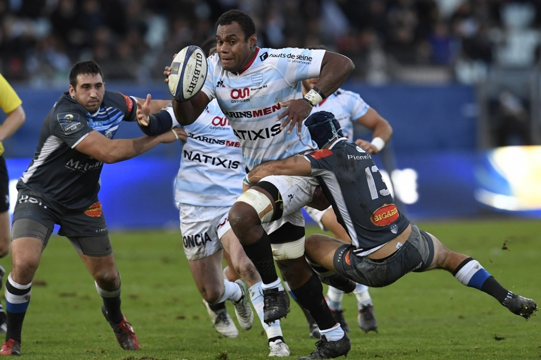 Rugby - Coupe d'Europe - Le Racing reste en vie