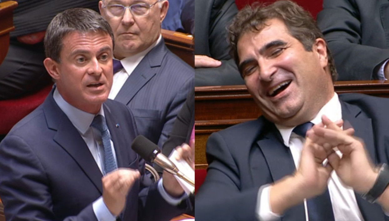 Manuel Valls, Christian Jacob