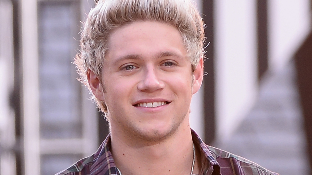 Niall Horan, du groupe One Direction, lors de l'émission Good Morning America
