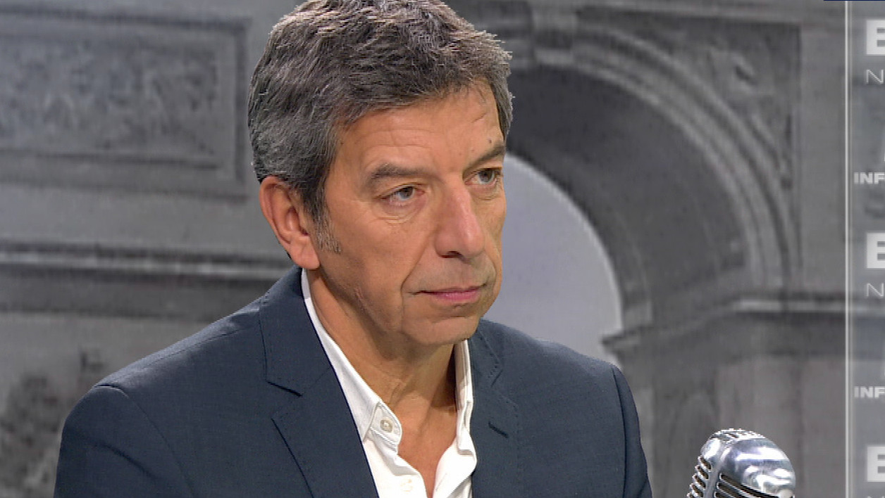 Michel Cymes face à Jean-Jacques Bourdin: les tweets de l'interview