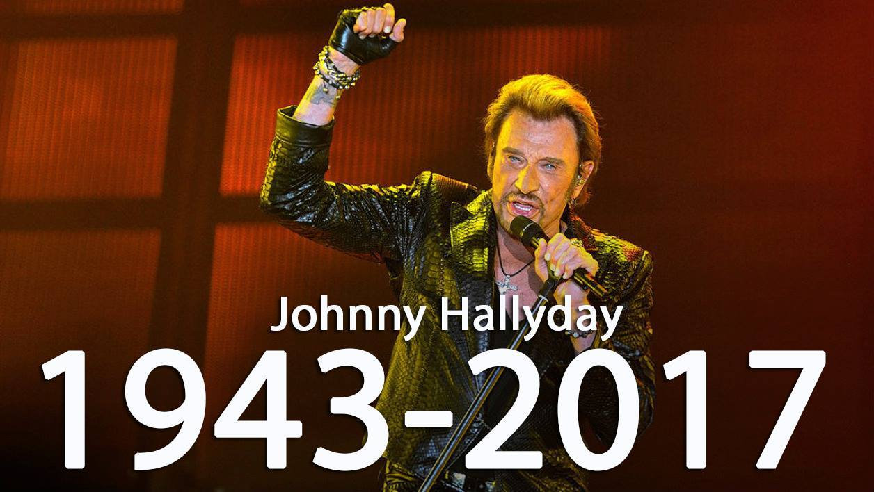 Un album posthume — Johnny Hallyday