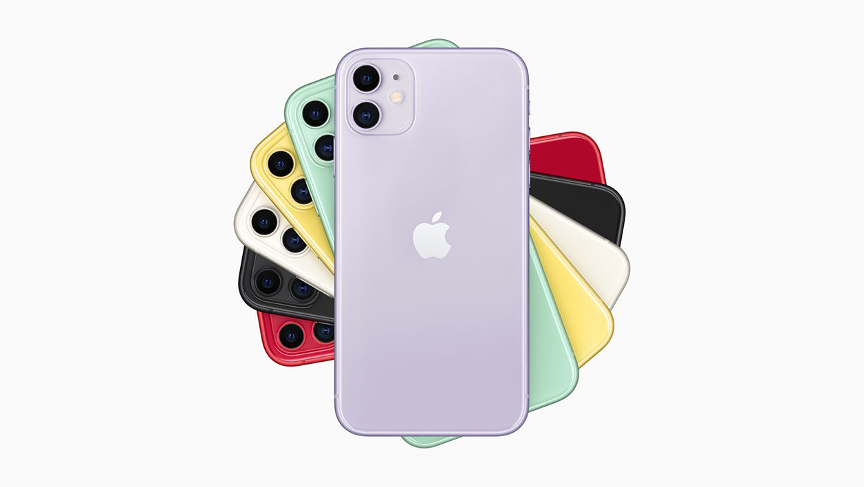 L'iPhone 11 d'Apple