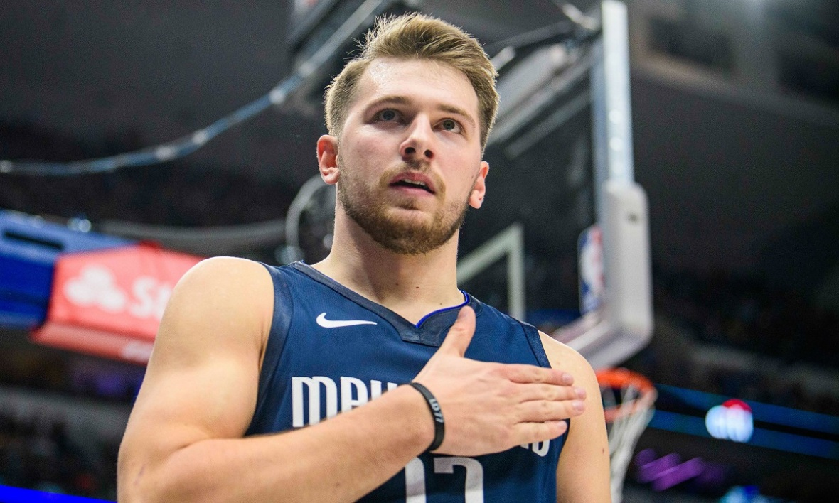 NBA: Encore monstrueux, Doncic écœure Golden State