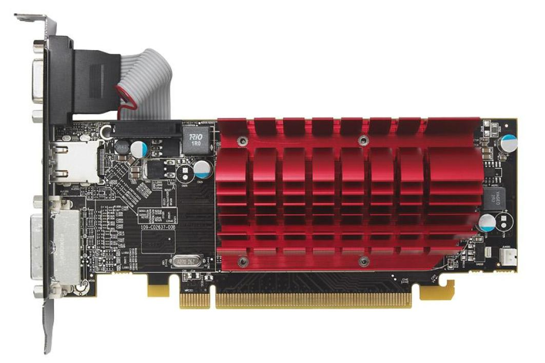 carte graphique ati radeon hd 5450