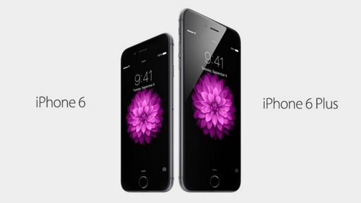 Apple présente l'iPhone 6