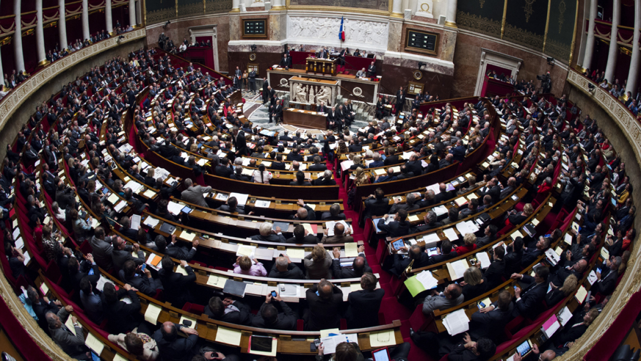 L'Assemblée nationale le 2 octobre 2012 (Photo d'illustration)