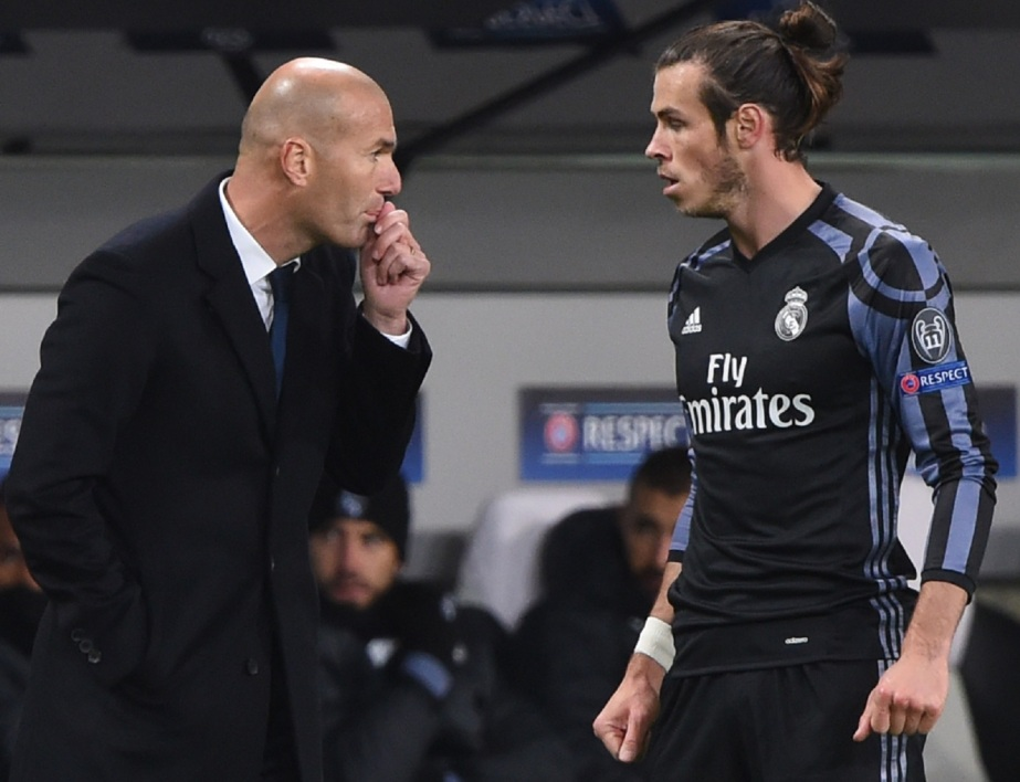 Zidane Bale Real discussion AFP.jpg