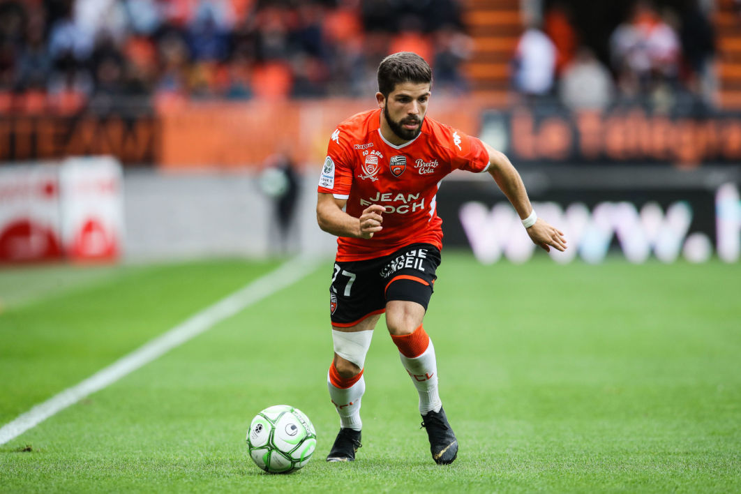 Jimmy Cabot - Lorient