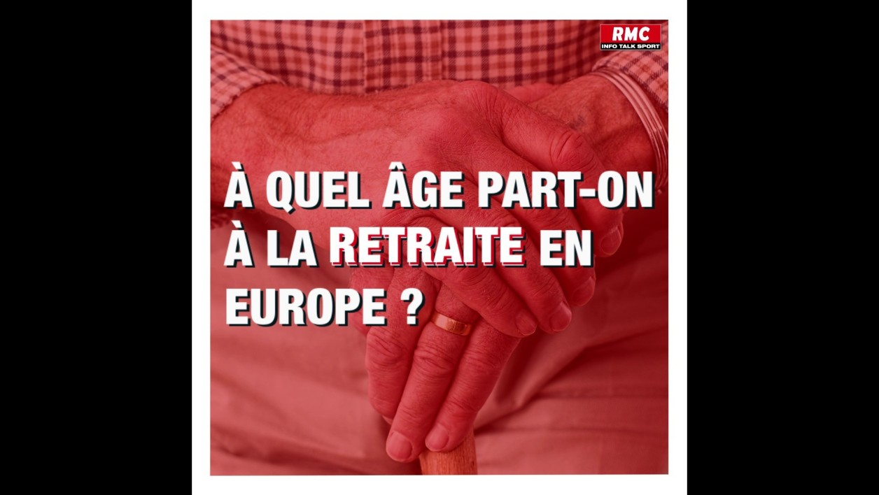 À quel âge part-on à la retraite en Europe ?