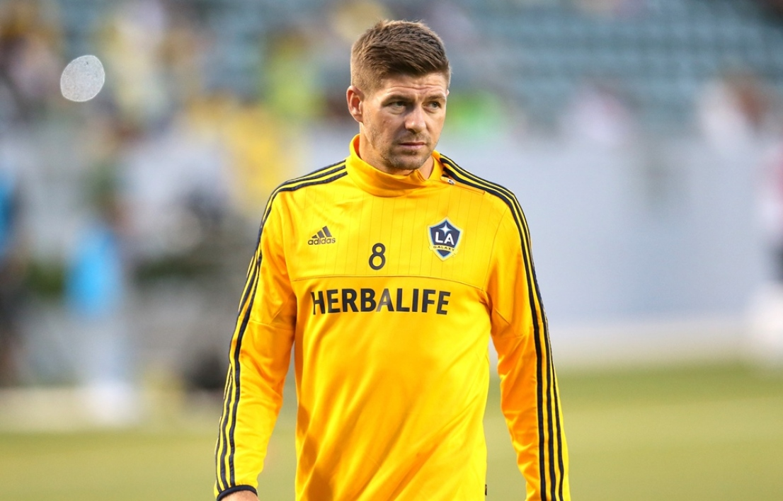 MLS : Gerrard poste un message d'adieux au Los Angeles Galaxy