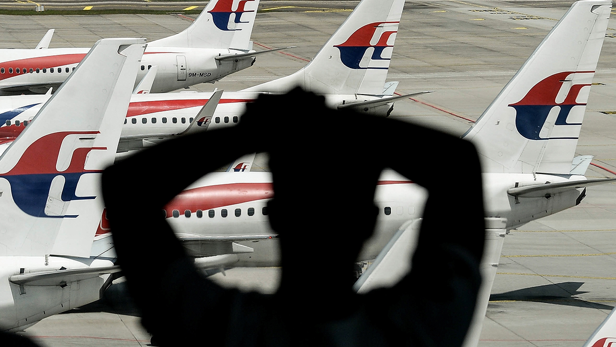 Des avions de la compagnie Malaysia Airlines (photo d'illustration).