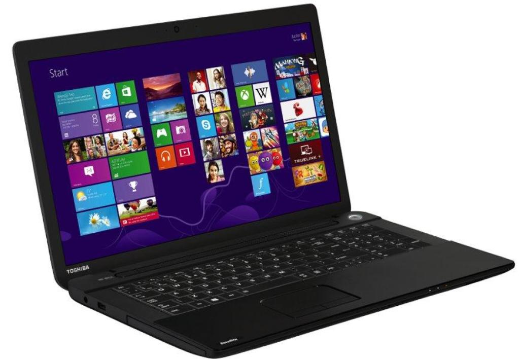 Toshiba satellite c70d a 115 le test complet for Ecran ordinateur solde