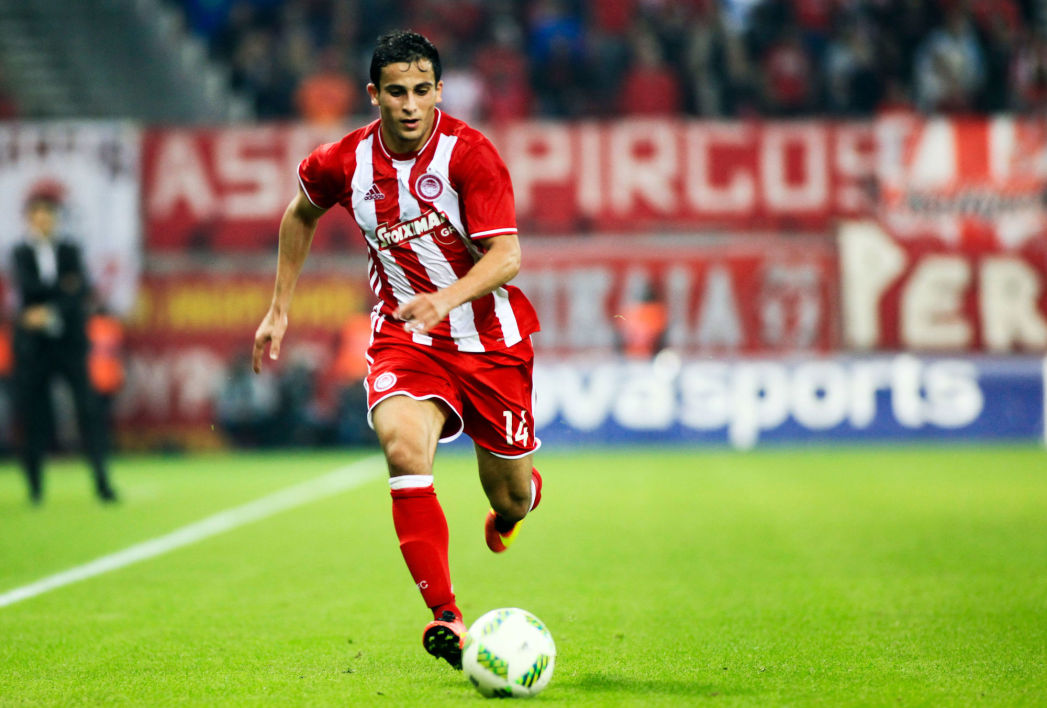 Olympiacos Ligue des champions