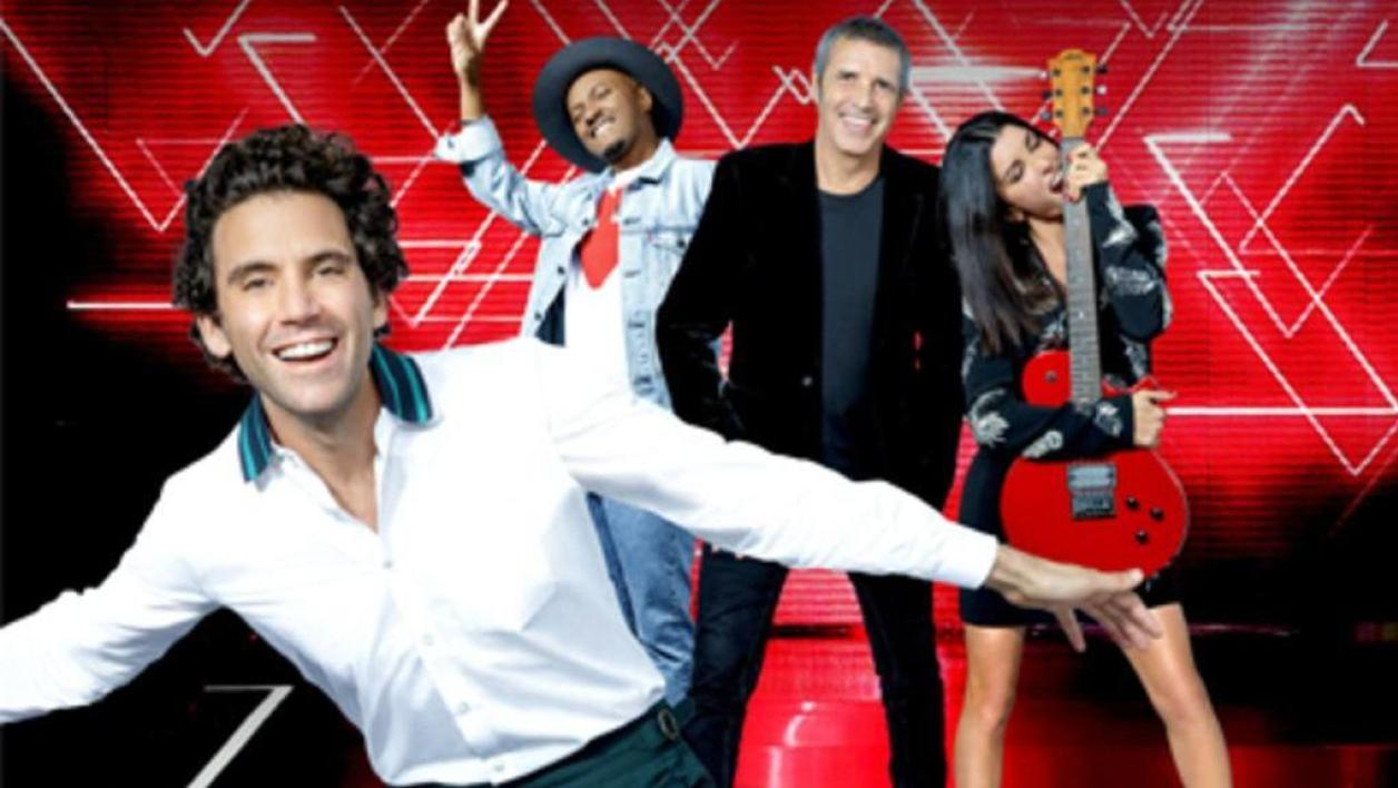 Le juré de The Voice saison 8