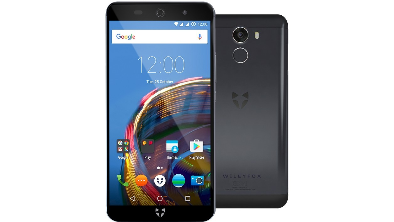 Wileyfox Swift 2 Plus
