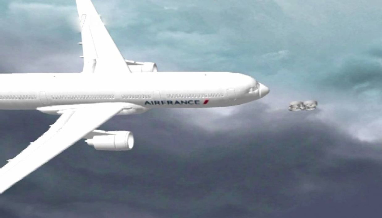 Drone, Airbus A320